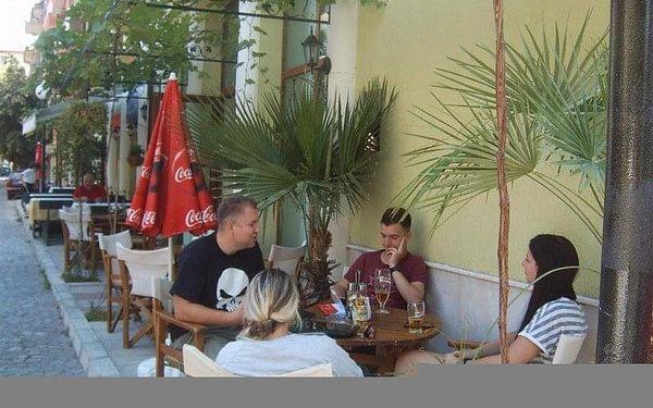 Zeus, Pomorie, Bulharsko, Pomorie, vlastní doprava, snídaně v ceně5