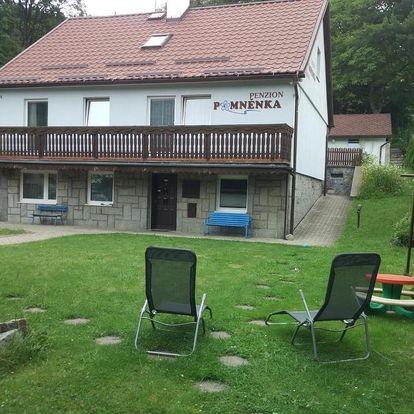 Beskydy - Valašsko: Penzion Pomněnka