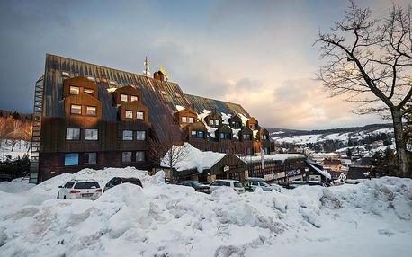 Rokytnice nad Jizerou, Liberecký kraj: Sporthotel Bohemia