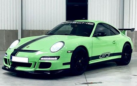 Jízda v Porsche 911 GT3 997.2 - 40 minut