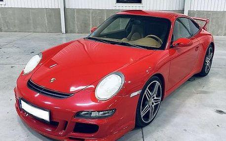 Jízda v Porsche 911 GT3 997.1 - 40 minut