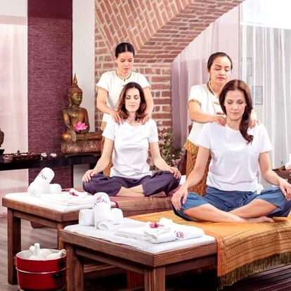 Thajská masáž pro dva Špindlerův Mlýn