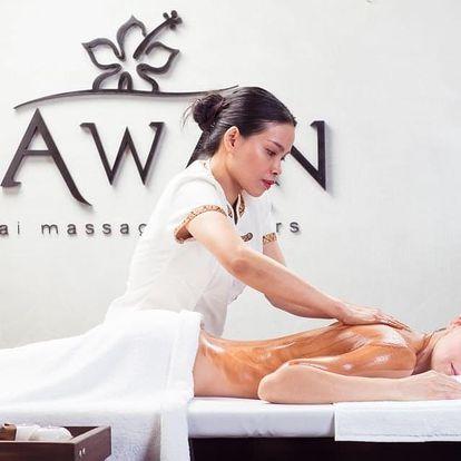 Čokoládová masáž pro dva Brno