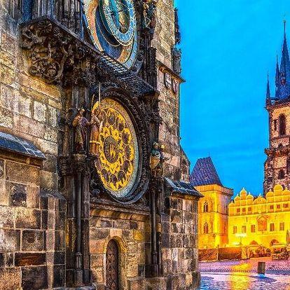 4* Praha: strava i možnost wellness