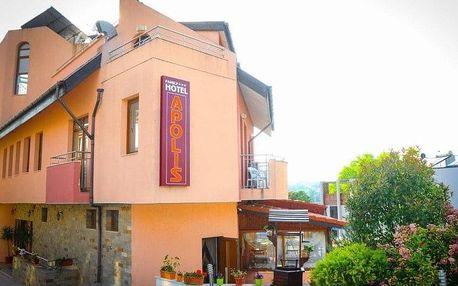 Bulharsko - Sozopol na 8-12 dnů, snídaně v ceně