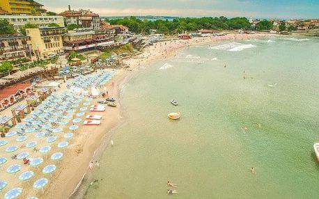 Bulharsko - Sozopol na 10-12 dnů, snídaně v ceně
