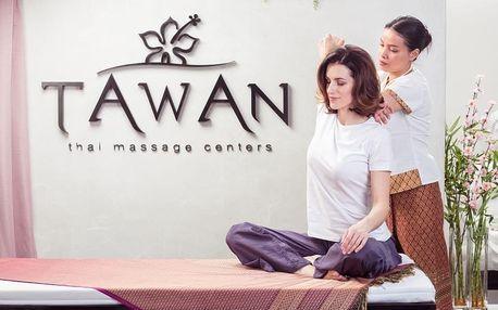 Thajská masáž Brno