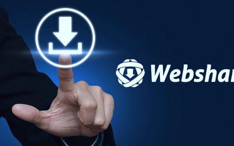 Neomezené stahování na Webshare.cz na 18 nebo 24 měsíců