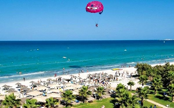 Hotel Thalassa Mahdia & Aquapark, Tunisko pevnina, letecky, all inclusive2