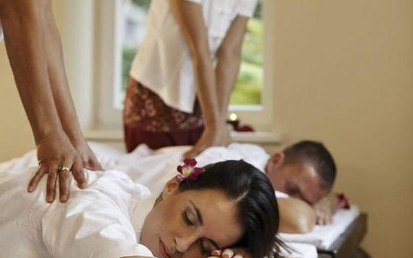 Thajská masáž pro dva Hluboká nad Vltavou2
