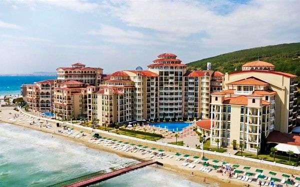 Atrium Beach, Elenite, Bulharsko, Elenite, autobusem, all inclusive2
