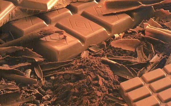 Čokoládová masáž pro dva Praha3