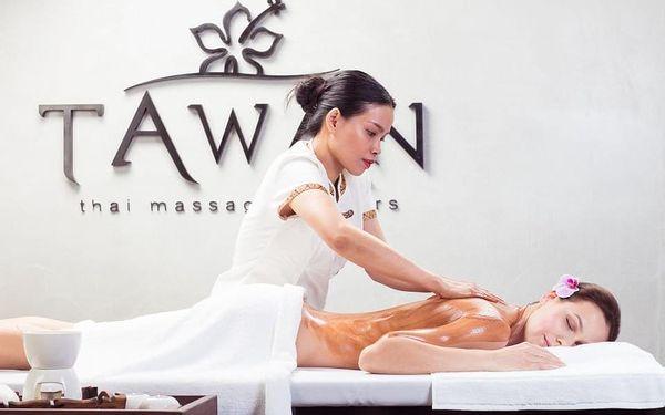 Čokoládová masáž pro dva Karlovy Vary