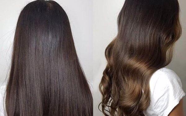 Střih, vlasový zábal a styling (všechny délky vlasů)2