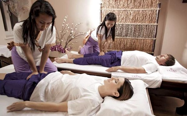 Thajská masáž pro dva Karlovy Vary3