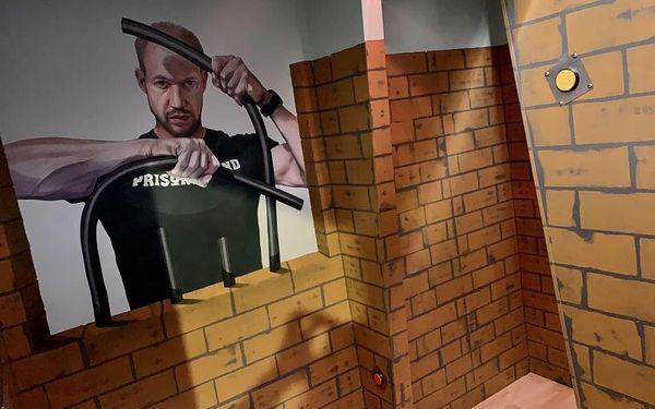 Prison Island Praha - Největší dobrodružná hra v ČR: 30 vězeňských cel5