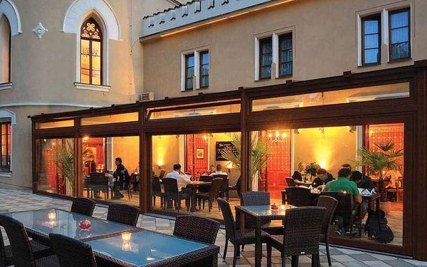 2 noci na zámku Chateau St. Havel pro dva2