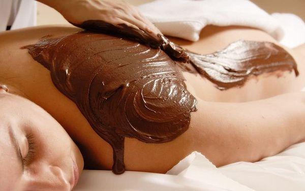 Čokoládová masáž Hluboká nad Vltavou2