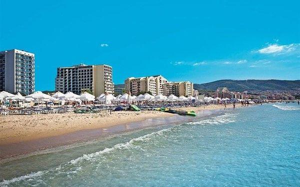 Sunny Day, Slunečné Pobřeží, Bulharsko, Slunečné Pobřeží, vlastní doprava, snídaně v ceně3