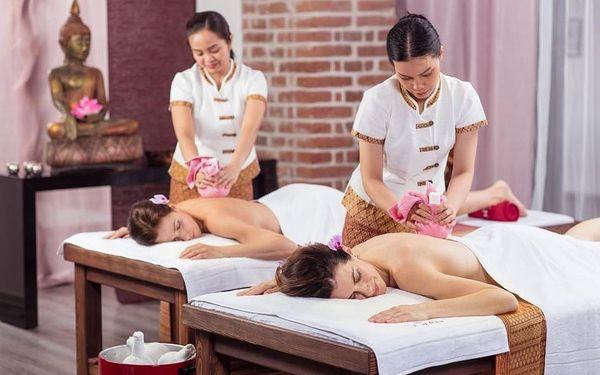 Královská thajská masáž Praha