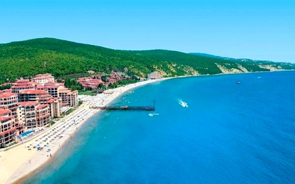 Atrium Beach, Elenite, Bulharsko, Elenite, autobusem, all inclusive
