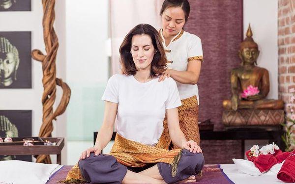 Thajská masáž pro dva Hluboká nad Vltavou5