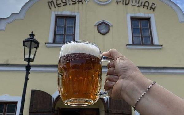 Pivní lázně Štramberk + večeře v Městském pivovaru pro dva4