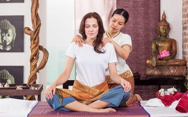 Thajská masáž pro dva Karlovy Vary5