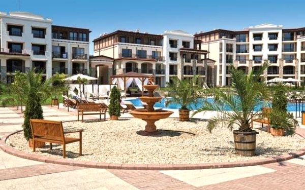 Aparthotel Green Life Beach Resort, Sozopol, Bulharsko, Sozopol, autobusem, snídaně v ceně5