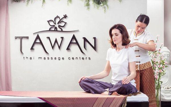 Thajská masáž pro dva Praha3