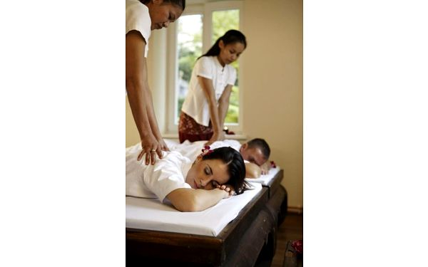 Thajská masáž pro dva Praha5