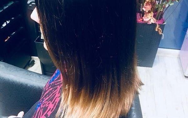 Střih, vlasový zábal a styling (všechny délky vlasů)5