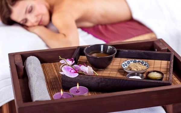 Čokoládová masáž pro dva Karlovy Vary5