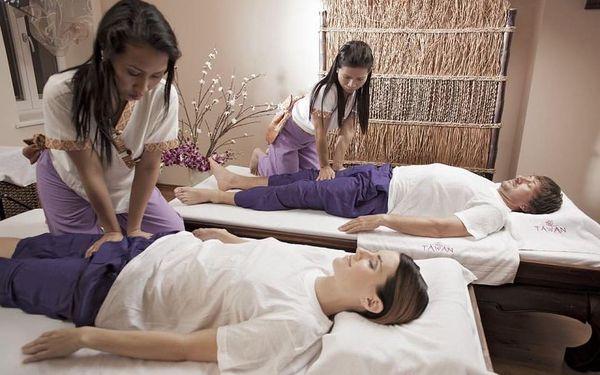 Thajská masáž pro dva Špindlerův Mlýn4