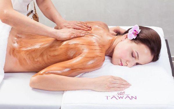 Čokoládová masáž Hluboká nad Vltavou4