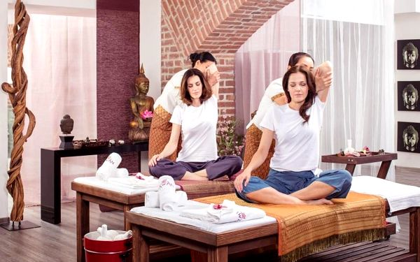 Thajská masáž pro dva Špindlerův Mlýn5