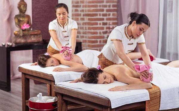 Královská thajská masáž Karlovy Vary
