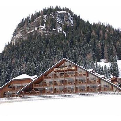 Itálie - Val di Fassa e Carezza na 5-8 dnů