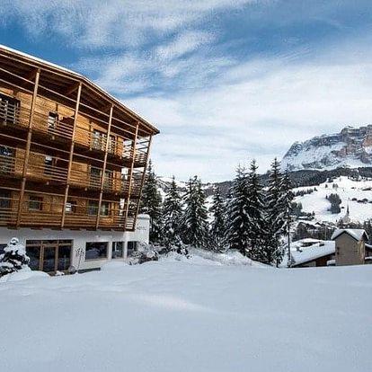 Itálie - Alta Badia na 4-8 dnů, polopenze