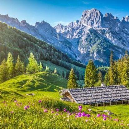 Rakousko: Pobyt ve slovenském Penzionu Gasthof Mentenwirt uprostřed přírody a s chutnou polopenzí