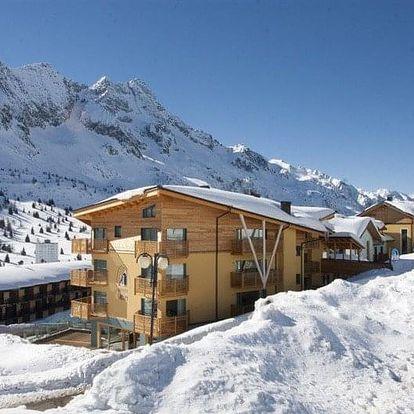 Itálie - Passo Tonale na 4-10 dnů, polopenze