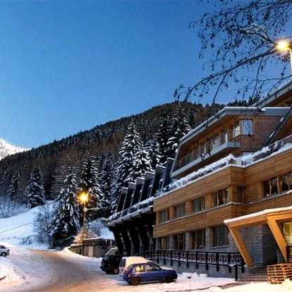 Itálie - Passo Tonale na 5-8 dnů