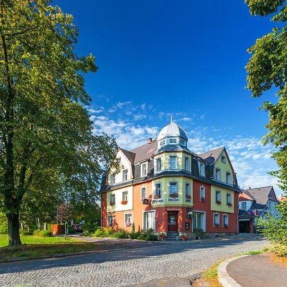 Jizerské hory: Pytloun Design Hotel
