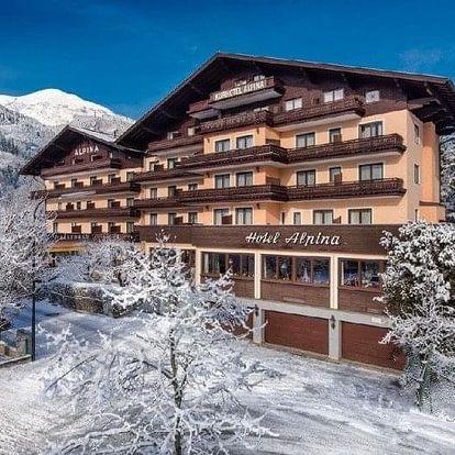 Rakousko - Bad Gastein na 8 dnů, polopenze