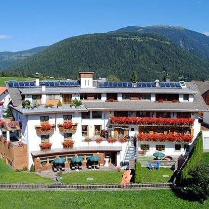 Itálie - Kronplatz na 4-8 dnů, polopenze