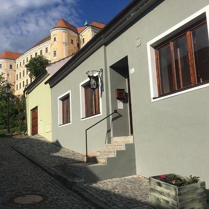 Mikulov, Jihomoravský kraj: Castle-Wall-Inn
