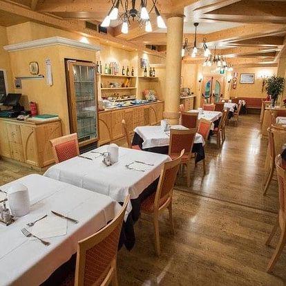 Itálie - Livigno na 8 dnů, snídaně v ceně