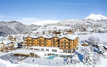 Itálie - Val Gardena - Alpe di Siusi na 6-8 dnů, all inclusive