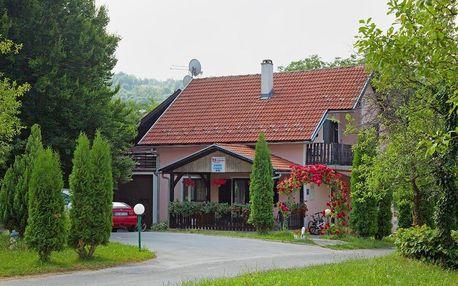 Chorvatsko - Plitvická jezera: Apartman & Sobe Orhideja