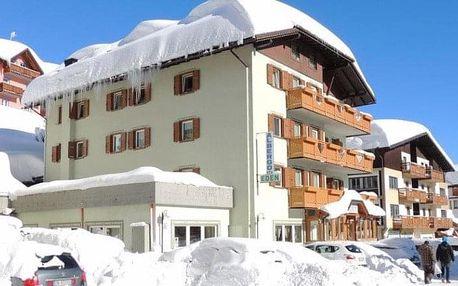 Itálie - Passo Tonale na 8 dnů, polopenze